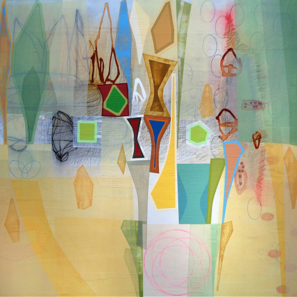 Michael Barringer - Idea Of Order (Single Artificer)