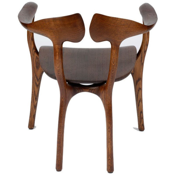 Brian Fireman - Swallowtail Chair - Oak