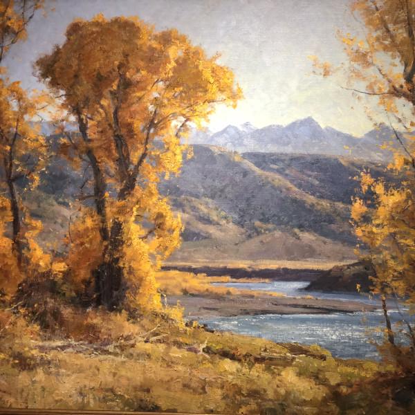 Clyde Aspevig - Autumn Afternoon