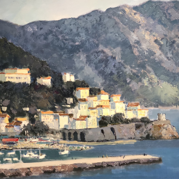 Kent Wallis - Captivating Amalfi
