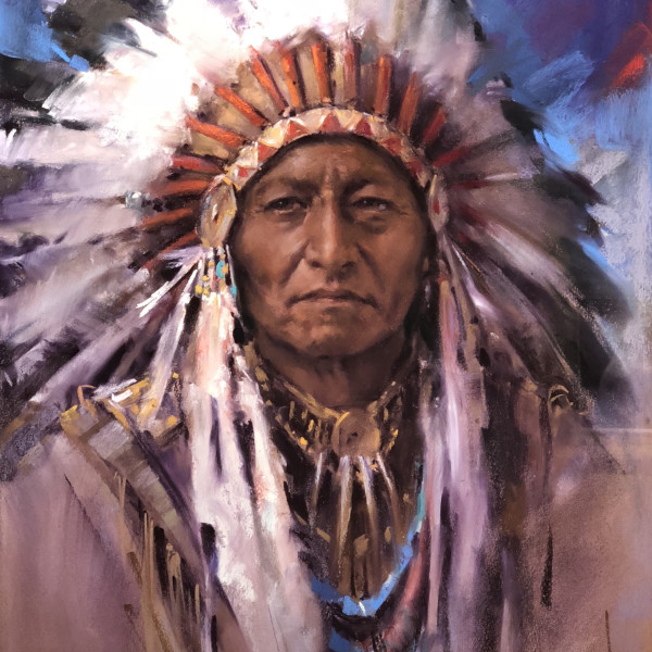 Harley Brown - Chief