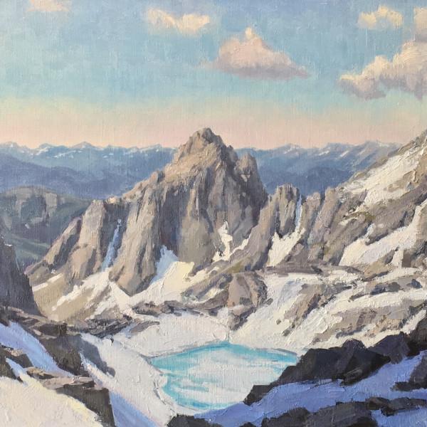 Aaron Schuerr - The Mount Cowen Cirque