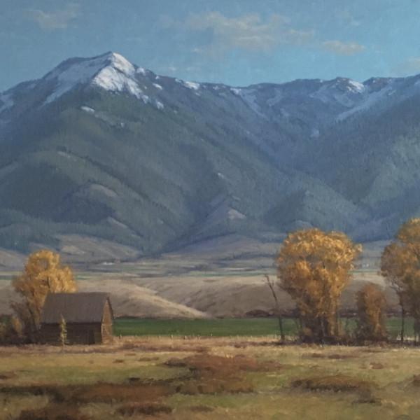 Jim Dick - Bridger Mountains