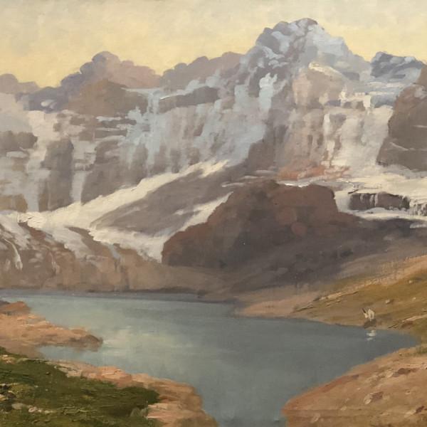 John Fery - Cracker Lake