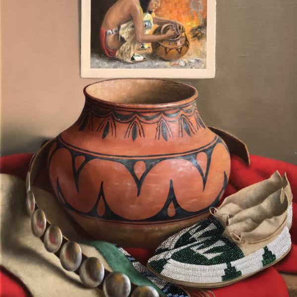 William Acheff - The Treasure Jar