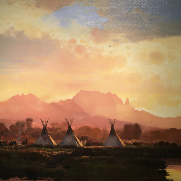 Nicholas Coleman - Mountain Camp