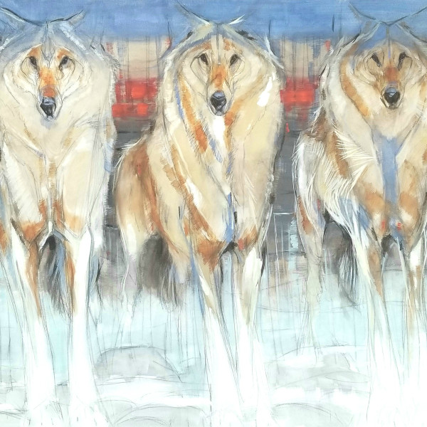 Amy Lay - The Ghost Dogs