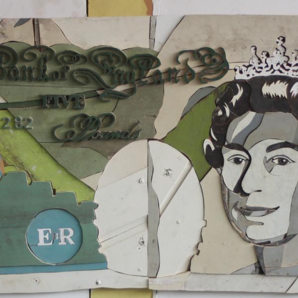 Diederick Kraaijeveld - 5 Pound Note