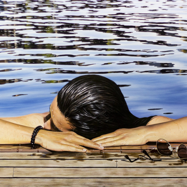 Gustavo Fernandes - Sun Glasses by the Pool