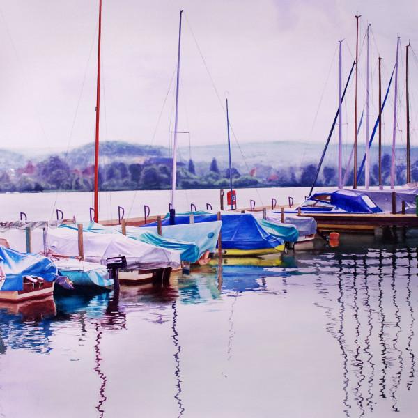 Raphaella Spence - Zurich Waterfront, 2017