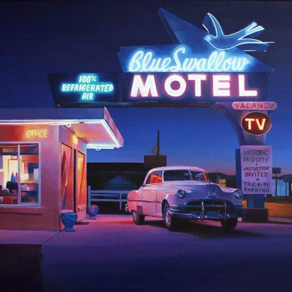 Alex Devereux - Blue Swallow
