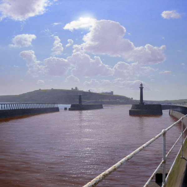 Steve Whitehead - View of Whitby