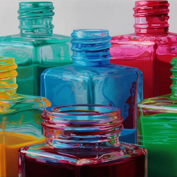 Javier Banegas - Colour Skyline III