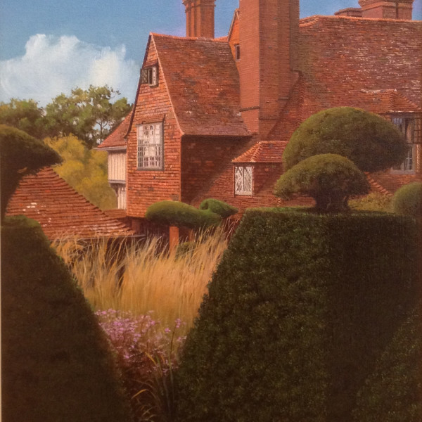 Carl Laubin - Great Dixter Topiary
