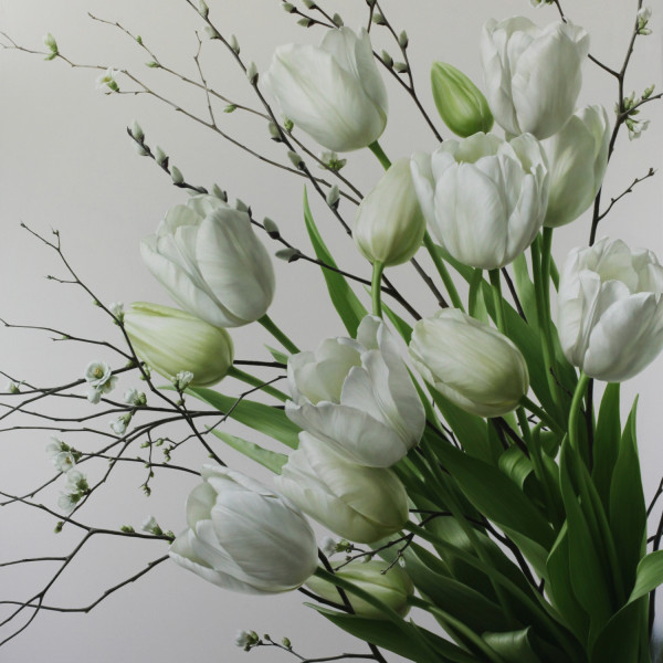 Igor Levashov - White Tulips