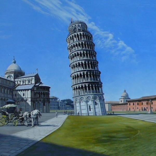 David Wheeler - Field of miracles (Pisa)