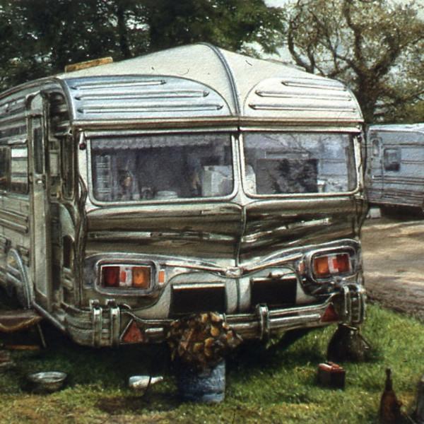 John Salt - Gypsy Caravan