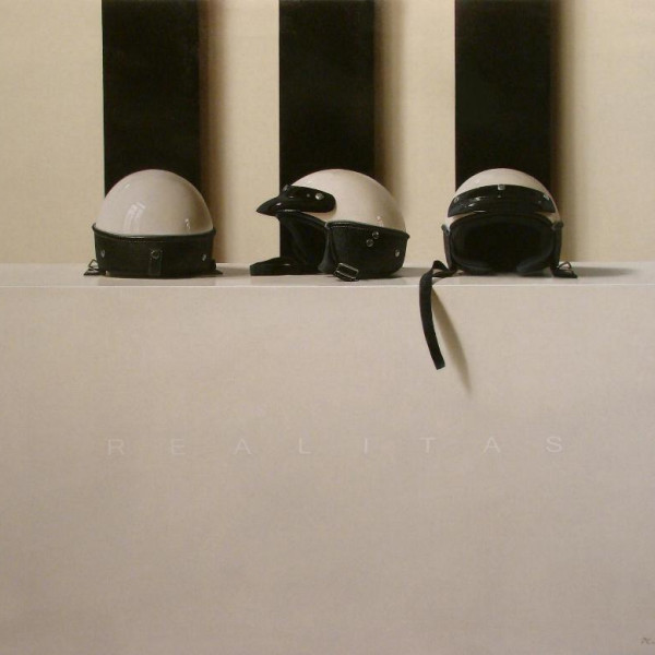 Fernando O'Connor - Three Helmets