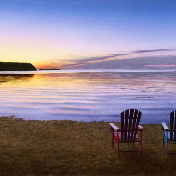 Steven Kozar - Door County Sunset