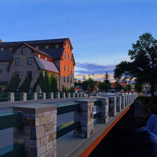 Steven Kozar - Cedarburg Mill Sunset