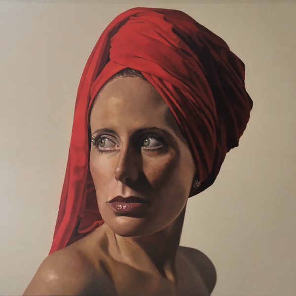 Toby Boothman - Girl with the Red Turban