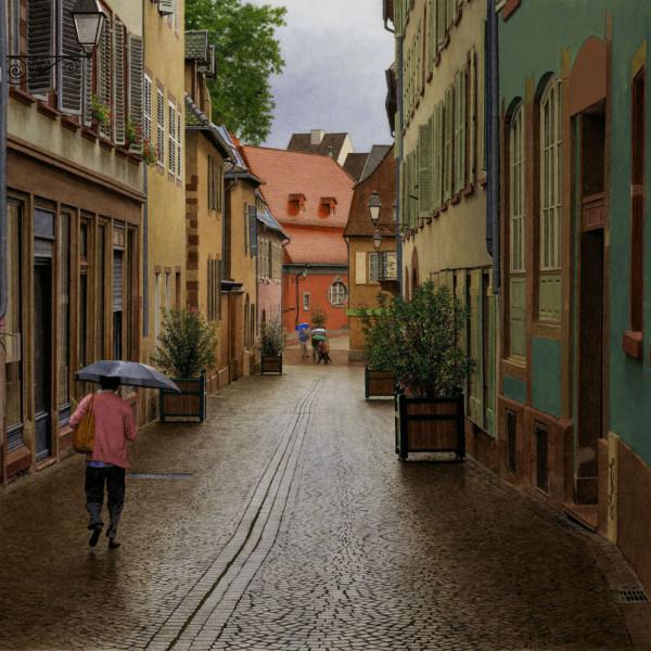 Steven Kozar - Old World Rainy Morning