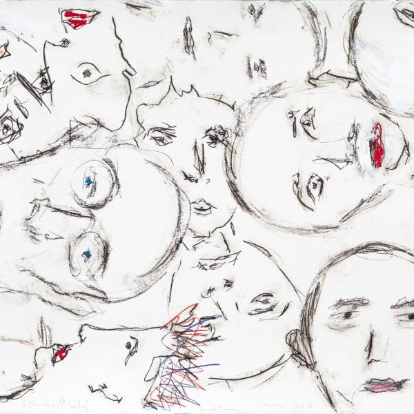 Gérard Charrière / Pierre Gottfried Imhof - Head 2 Head no. 1, 2016