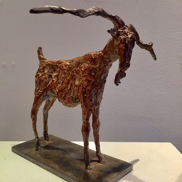 Cheryl Brown - Goat