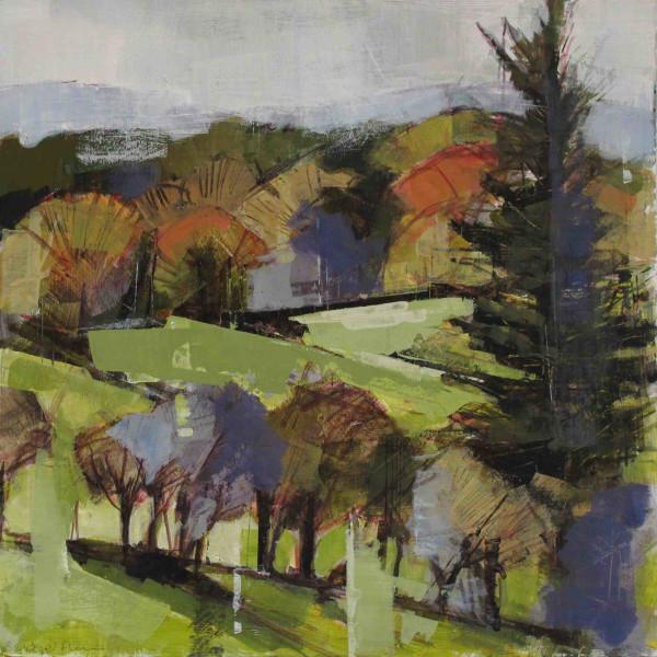 Bridget Flinn - Wicklow Autumn Colour, 2017