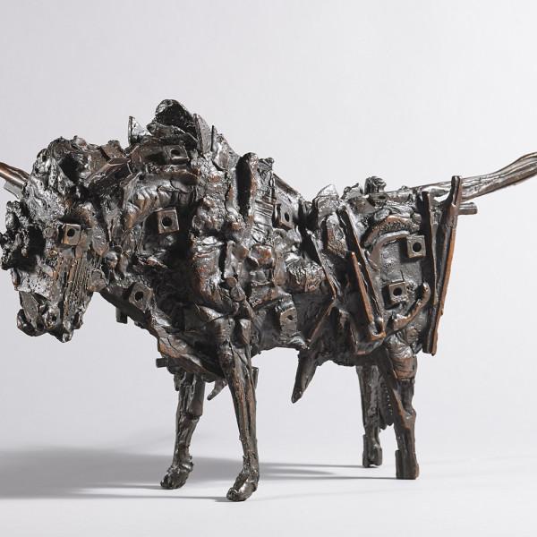 John Behan RHA - The Bull of Easter I