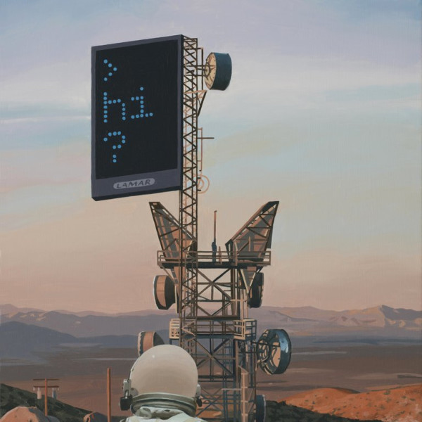 Scott Listfield - The Tower, 2018
