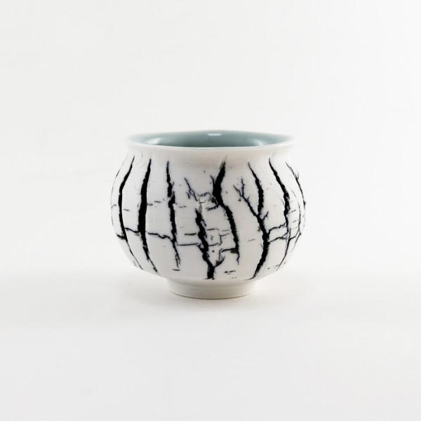 Hugh West, Small Crackled Bowl