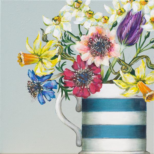 Caroline Cleave, Spring Flowers IV