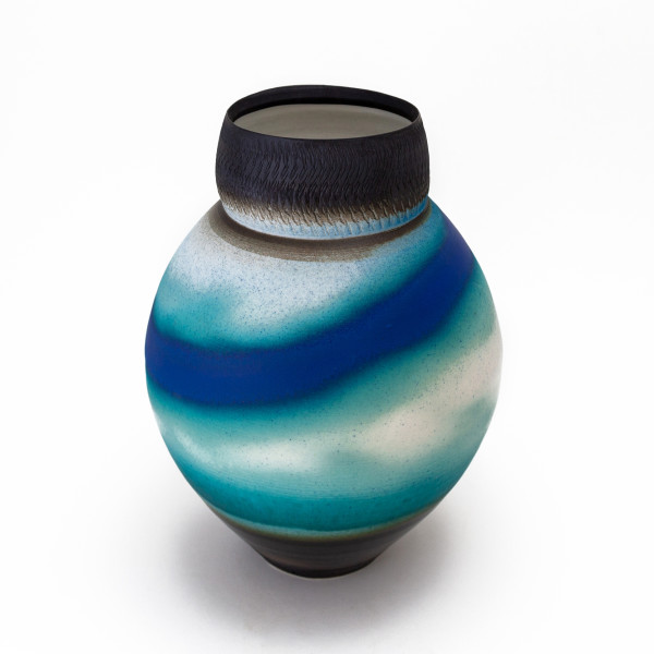 Hugh West - Large Saturn Vase