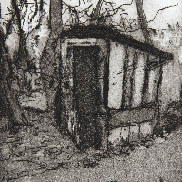 Sarah Seddon, The Shed in the Wood