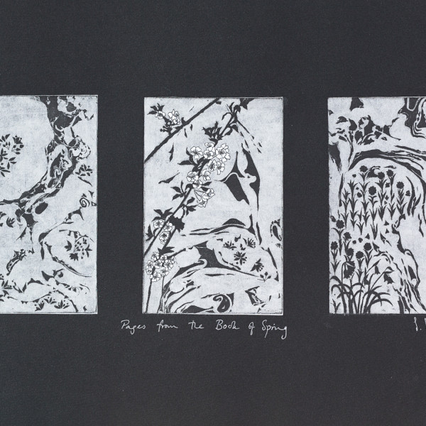 Sally Spens, Pages from the Book of Spring