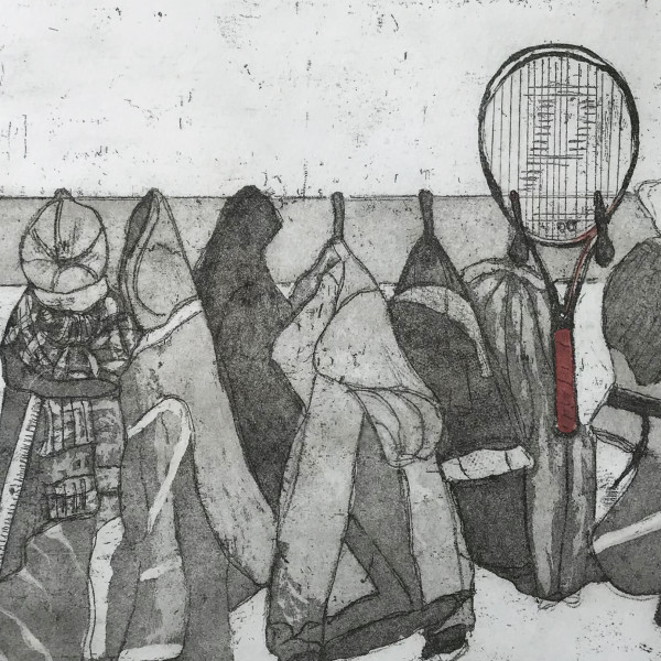 Sarah Seddon, Tennis Racquet