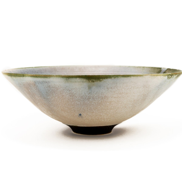 Hugh West, Large Green Porcelain Bowl