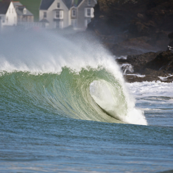 Nick Wapshott, Harlyn Barrel