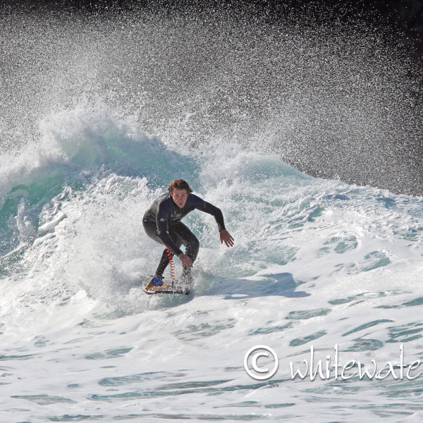 Nick Wapshott, Stand Up Body Boarding