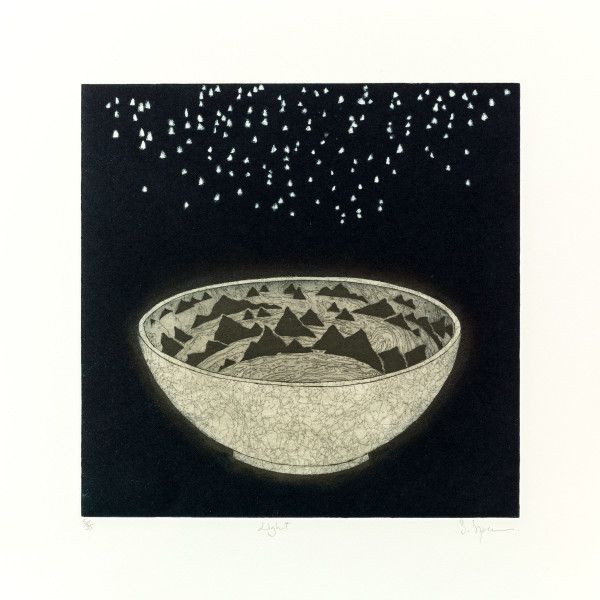 Sally Spens, Light