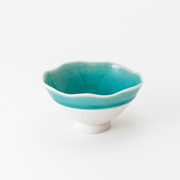 Hugh West Ceramics, Lotus Bowl