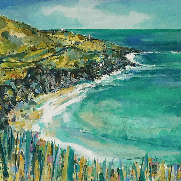 Katie Childs - High Tide, Portheras