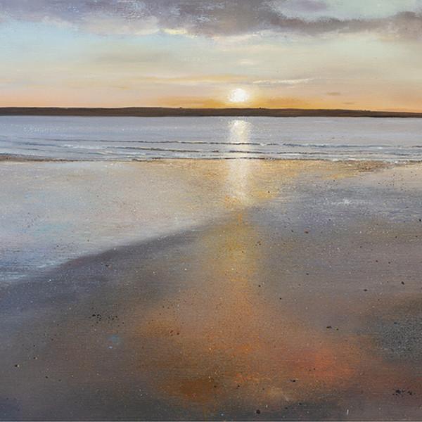 Suki Wapshott, A Quiet Day, Daymer Bay