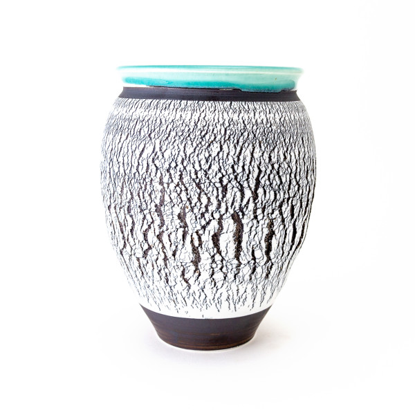 Hugh West, Crackled Vase