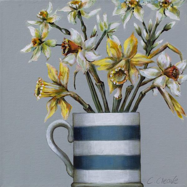 Caroline Cleave, A Mug of Daffodils