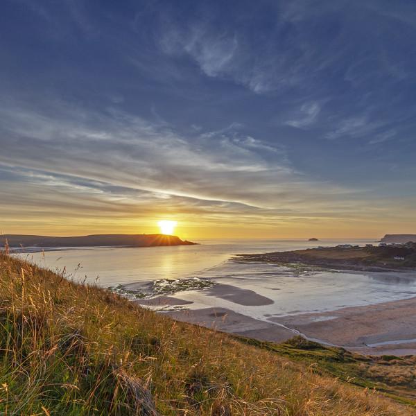 Nick Wapshott - Midsummer Sunset