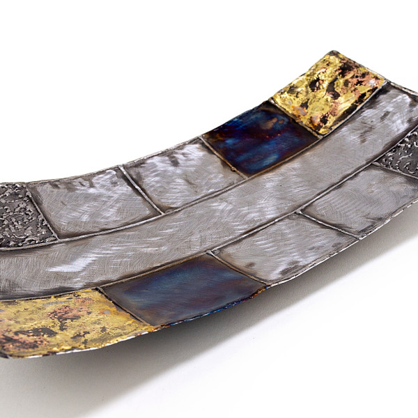 Tilly Whittle, Rectangular Patchwork Platter