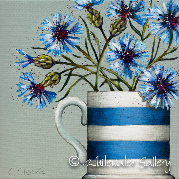 Caroline Cleave, Cornish Cornflowers