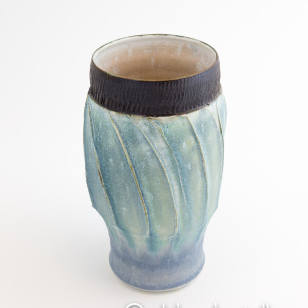 Hugh West, Fluted Vase